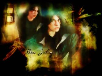 Ben Jelen - Black Version by vampiredalia