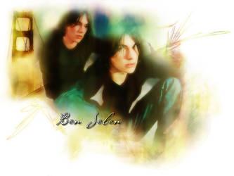 Ben Jelen - White Version by vampiredalia
