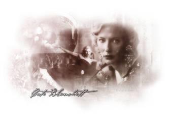 Cate Blanchett by vampiredalia