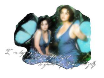 Christina Ricci - Butterfly by vampiredalia