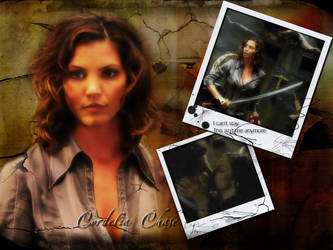 Cordelia Chase by vampiredalia