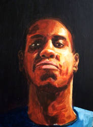 Self portrait by Qua-si