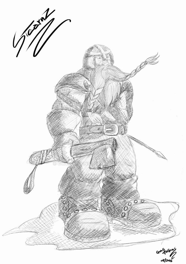 stearnz_sketch__minefield_fr__by_gungohg