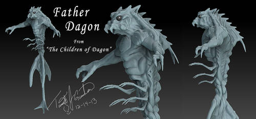 Father Dagon Sheet