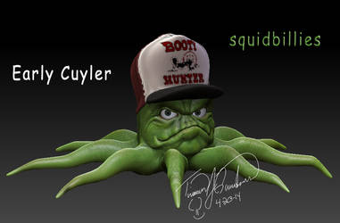 Early Cuyler 4