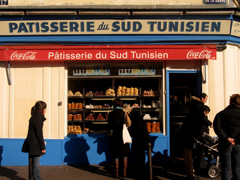 Speed dating tunisien