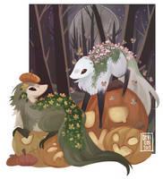 Pumpkin Bullyin' by missDevichi