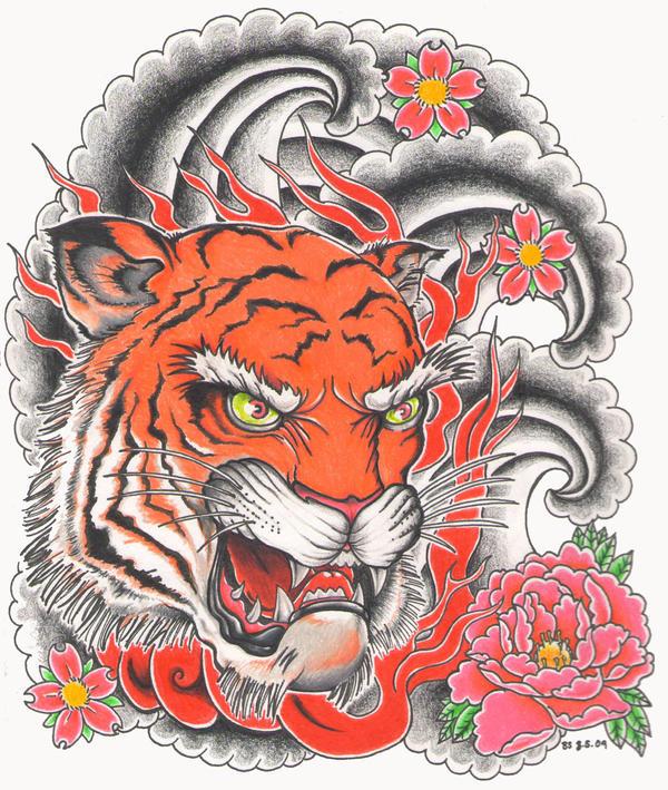 Tiger by bsguru on DeviantArt