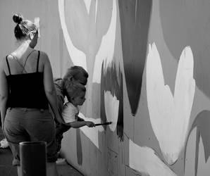 Little painter by cccheat