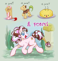 A pone? by lirale