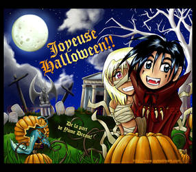 Ryshtahio Halloween Cosplay 05 by lirale