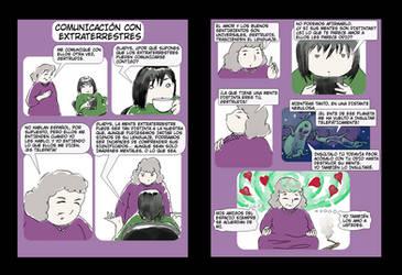 Comunicacion con extraterrestres