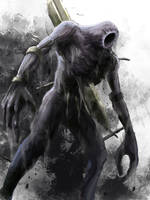 Dark Souls II - The Last Giant by LiewJJ