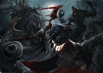 Bloodborne - Blood Party!