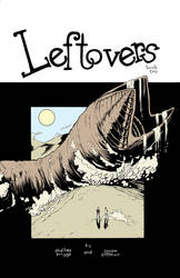 Leftovers Book 2 Cover