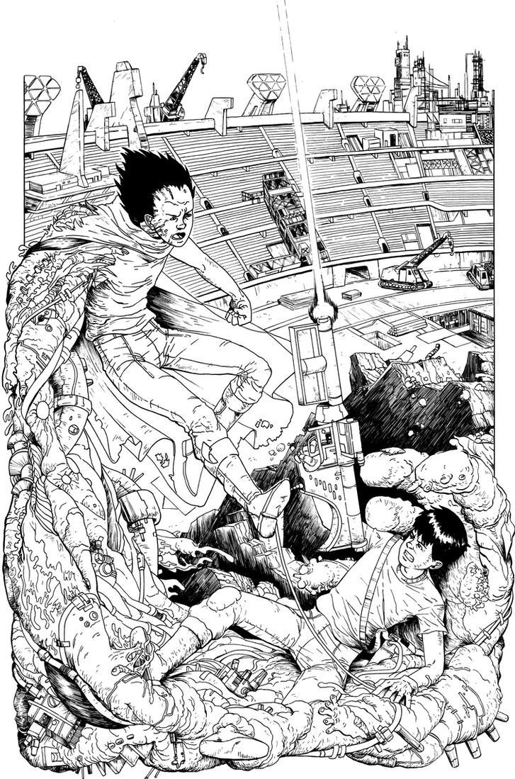 Akira by theexodus97