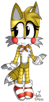 Toy Tails (1/4)