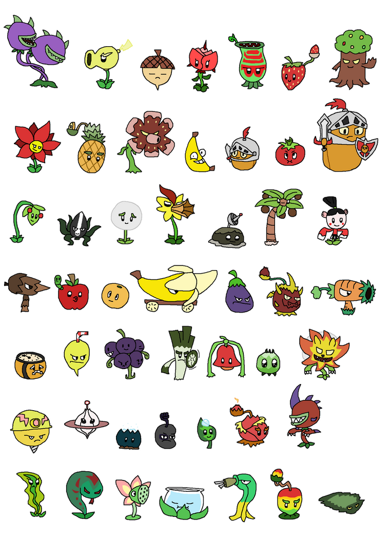 Plants Vs Zombies 3 By Joltiklover On Deviantart