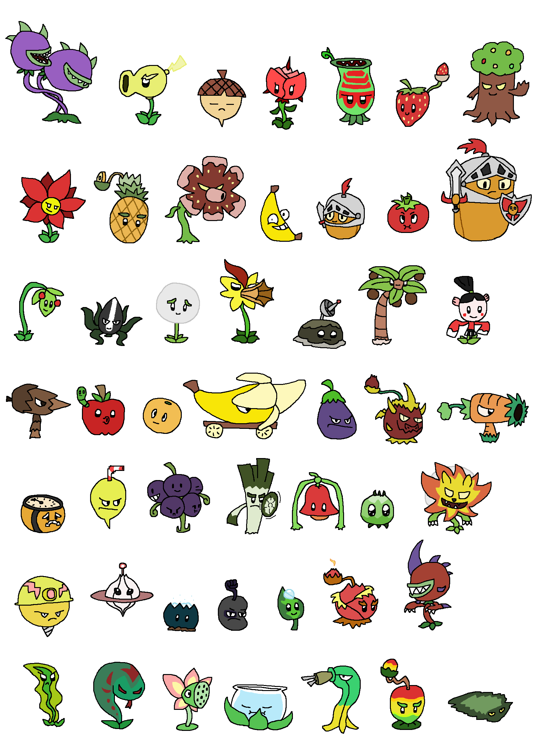 Plants vs zombies 3 by joltiklover on deviantart for Plante vs zombie