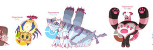Gigantamax Pokemon