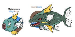 Matano Pokemon #039-040 - Redone