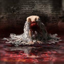 Blood in the Water by DavidKessler1