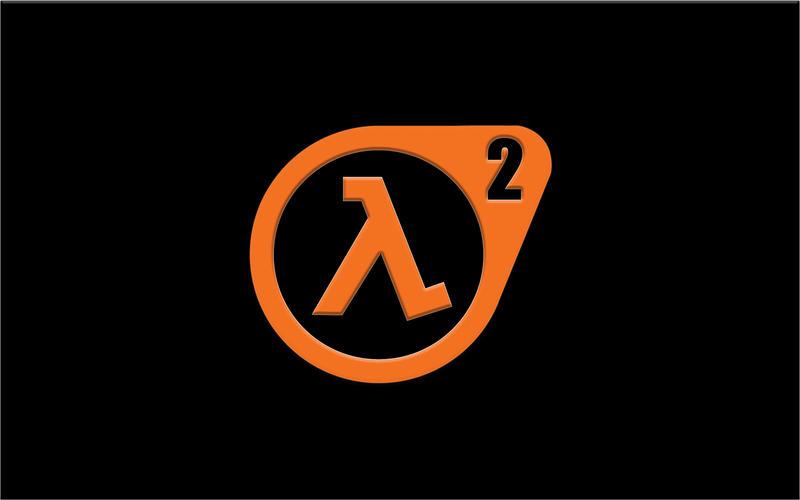 Orange Plaster Lambda HL2 by tehboriz on DeviantArt