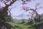 Speed Painting - Spring