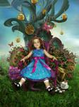 Wonderland dreams by CassiopeiaArt