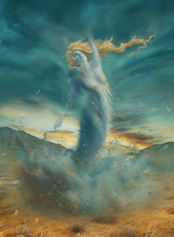 Elements In Artwork : Elements wind by cassiopeiaart on deviantart