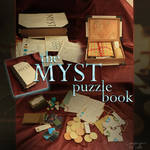 the MYST puzzle book