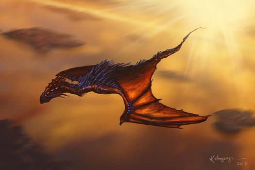 Volaris Dragon