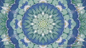 Mandala - Waterlily