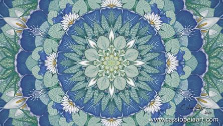 Mandala - Waterlily