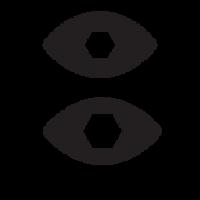 Shutter Eye - Two variations