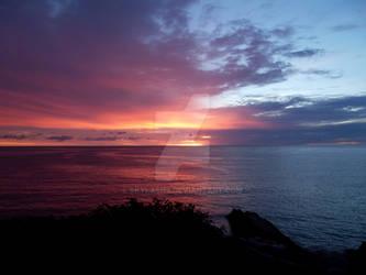Sunrise in Cape Breton