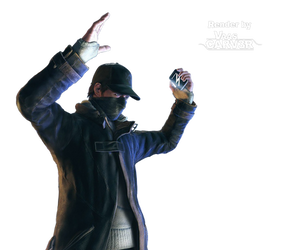 Watch Dogs - Aiden Pearce Body All 9 - 1 Render