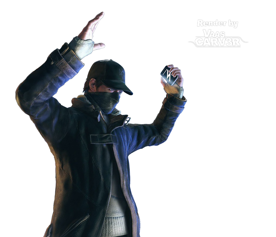 Watch Dogs  No Aiden Pearce