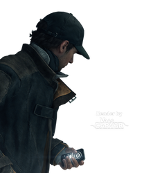 Watch Dogs - Aiden Pearce Body All 12 Render