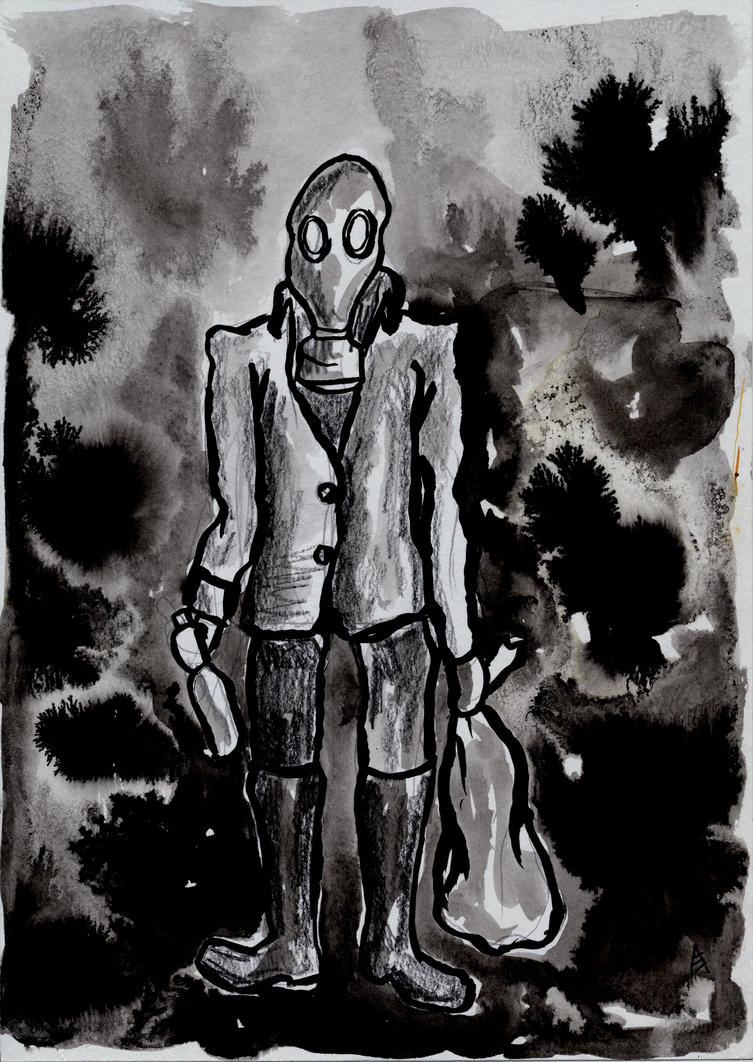 Stalker II by karrimu
