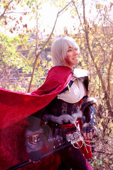 Red Riding Hood Werewolf Hunter
