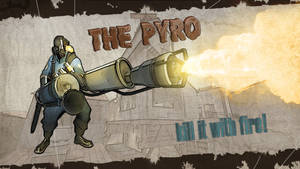 Pyro in Borderlands