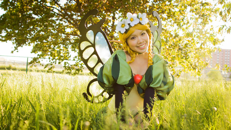 Odin Sphere - Colours of Summer by Kurai-Hisaki