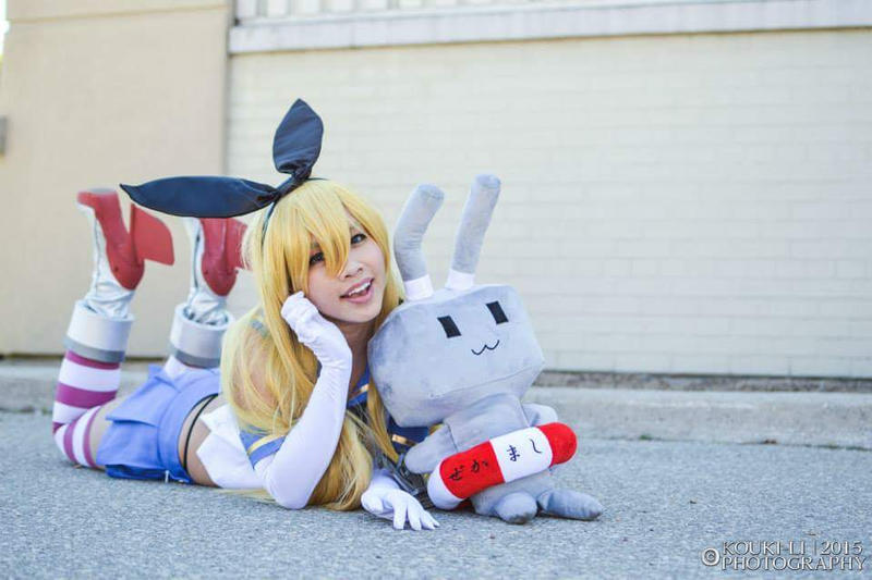 Kancolle, Shimakaze - Out to lunch by Kurai-Hisaki