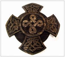 Celtic Cross by MrEz