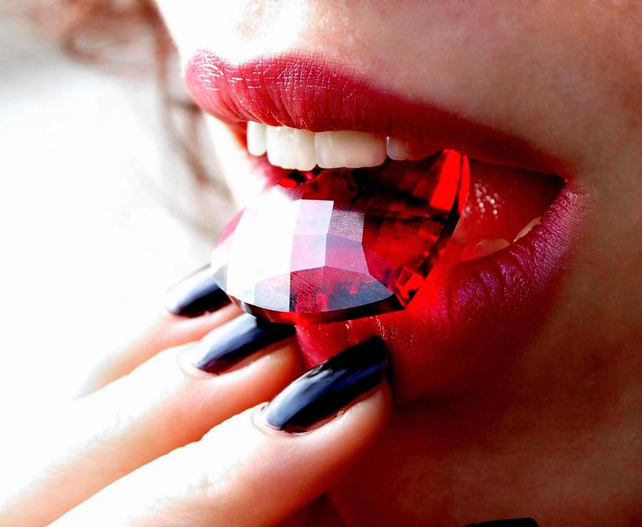 Bloody Lips bloody lips.. b...