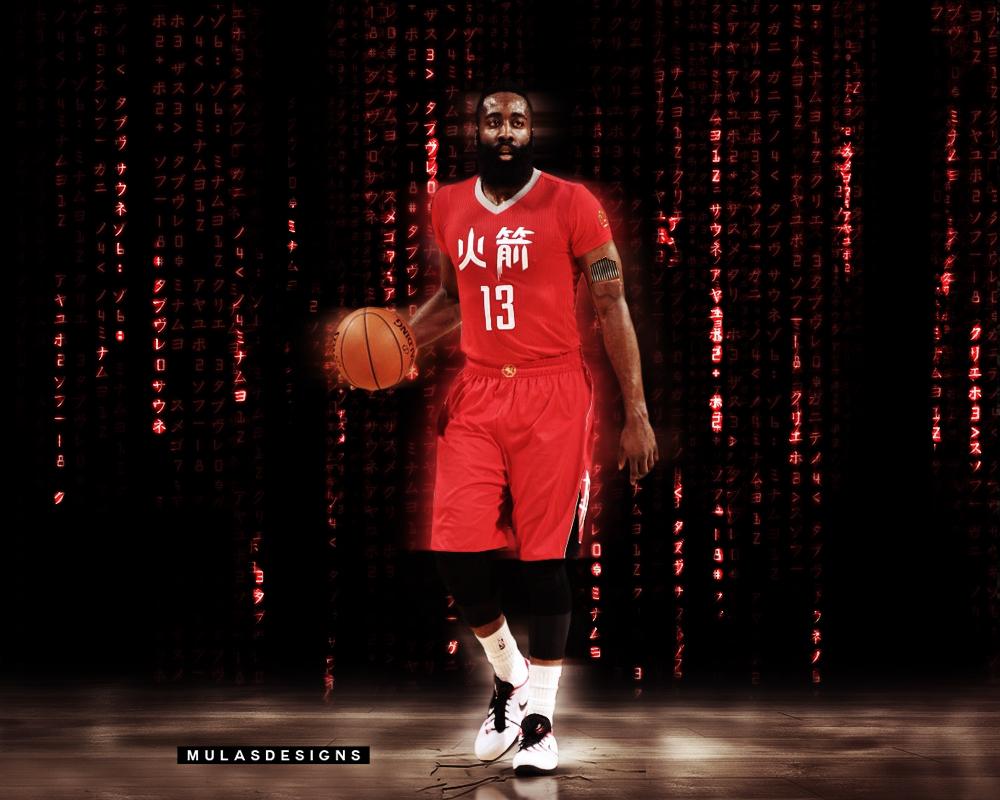 7218c918d James Harden Chinese New Year Wallpaper by mulasdesigns on DeviantArt
