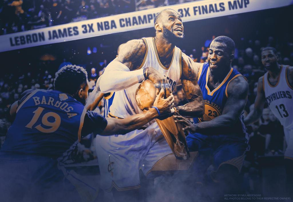 Lebron James Finals Wallpaper by mulasdesigns on DeviantArt