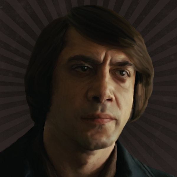 Was Chigurh In The Hotel Room