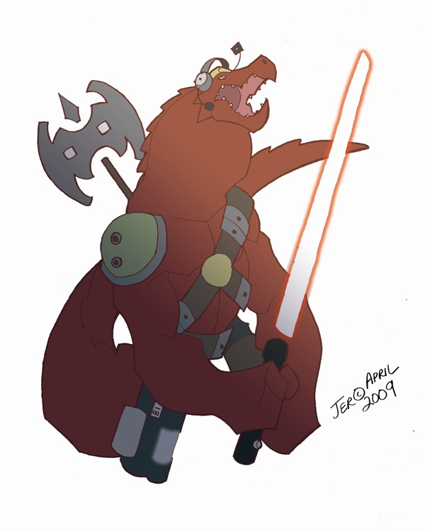 ssi-ruu bounty-sith hunter by jeremymjack